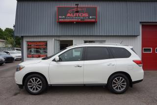 Used 2015 Nissan Pathfinder SV AWD for sale in Lévis, QC