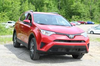 Used 2017 Toyota RAV4 Traction intégrale 4 portes LE for sale in Shawinigan, QC