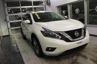 Used 2017 Nissan Murano SL AWD CECI EST UN 2018 POUR LE PRIX D'U for sale in Lévis, QC