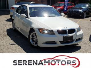 Used 2008 BMW 3 Series 328i | AUTO | LEATHER | SUNROOF  | NO ACCIDENTS for sale in Mississauga, ON