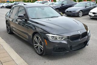 Used 2016 BMW 3 Series 340i Xdrive Loaded for sale in Dorval, QC