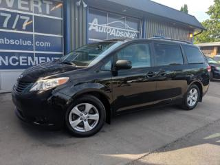 Used 2011 Toyota Sienna Le + Caméra for sale in Boisbriand, QC