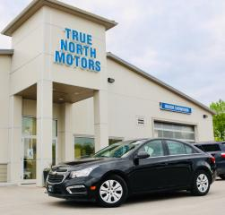 Used 2015 Chevrolet Cruze 1LT for sale in Selkirk, MB