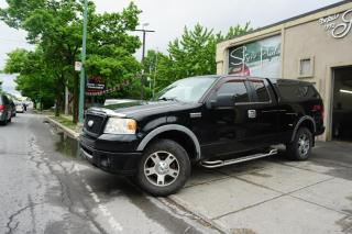 Used 2006 Ford F-150 Super cabine 145 po. FX4 4 RM for sale in Laval, QC