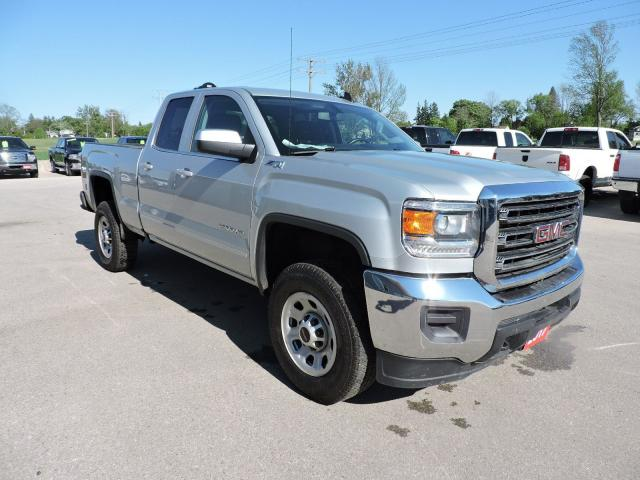 2017 GMC Sierra 2500 SLE. 6.0L V8.Wifi hot spot. Only 95000 km