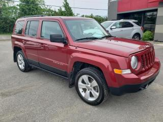 Used 2014 Jeep Patriot North AWD for sale in Châteauguay, QC