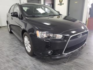Used 2015 Mitsubishi Lancer SE for sale in Châteauguay, QC
