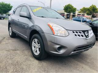 Used 2013 Nissan Rogue S,awd for sale in Lévis, QC