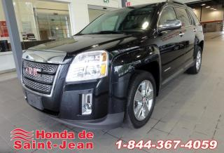 Used 2015 GMC Terrain SLT AWD  SLT-1 Navi Cuir Toit Camera for sale in St-Jean-Sur-Richelieu, QC