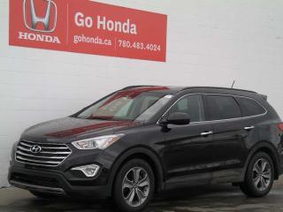 Used 2015 Hyundai Santa Fe XL Premium XL, 7 PASSENGER for sale in Edmonton, AB
