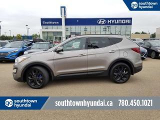 Used 2013 Hyundai Santa Fe PREMIUM/AWD/BLUETOOTH/HEATED WHEEL for sale in Edmonton, AB