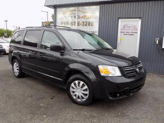 Used 2010 Dodge Grand Caravan ***SE,STOW&GO,GROUPES ELECTRIQUE*** for sale in Longueuil, QC
