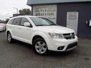 Used 2012 Dodge Journey ***SXT,7 PLACES,MAGS,AIR CLIM*** for sale in Longueuil, QC