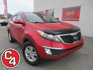 Used 2012 Kia Sportage LX MAG A/C for sale in St-Jérôme, QC