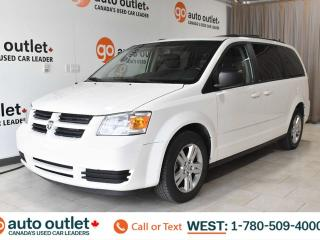 Used 2010 Dodge Grand Caravan SE, FWD, POWER WINDOWS & SEATS, CRUISE CONTROL, A/C, AM/FM RADIO, SATELLITE RADIO for sale in Edmonton, AB