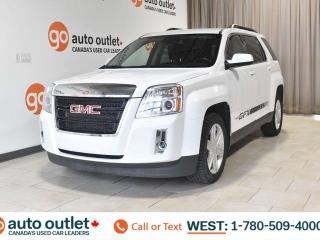 Used 2012 GMC Terrain SLE-2, AWD, Heated front seats, Navigation, Backup camera for sale in Edmonton, AB