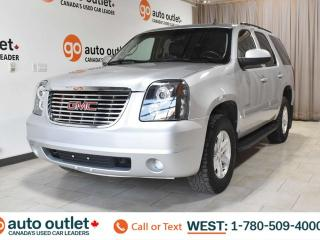 Used 2013 GMC Yukon SLE, 4WD, Third row seating, 9 passenger seating, Rear A/C for sale in Edmonton, AB