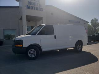 Used 2012 GMC Savana 2500 for sale in Selkirk, MB