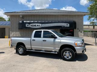 Used 2006 Dodge Ram 2500 SLT for sale in Mount Brydges, ON