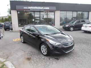 Used 2013 Hyundai Elantra GL **SIÈGES CHAUFFANTS + BLUETOOTH** for sale in St-Hubert, QC