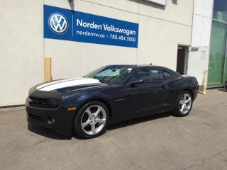 Used 2013 Chevrolet Camaro 2LT RWD COUPE - 323HP V6! for sale in Edmonton, AB