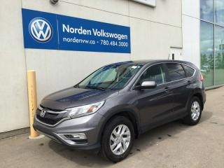 Used 2015 Honda CR-V EXL AWD - LEATHER / HEATED SEATS for sale in Edmonton, AB