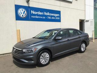 Used 2019 Volkswagen Jetta 1.4 TURBO - COMFORTLINE / VW CERTIFIED for sale in Edmonton, AB
