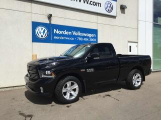 Used 2014 RAM 1500 SPORT 4X4 - HEATED SEATS + STEERING WHEEL / PWR PKG for sale in Edmonton, AB