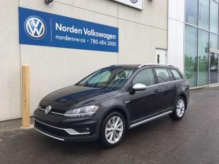 New 2019 Volkswagen Golf Alltrack HIGHLINE for sale in Edmonton, AB