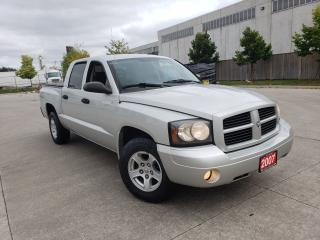 Used 2007 Dodge Dakota 4X4, 4 door, Auto, 3/Y warranty available. for sale in Toronto, ON