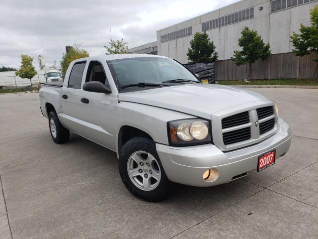 2007 Dodge Dakota 4X4, 4 door, Auto, 3/Y warranty available.