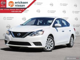 Used 2016 Nissan Sentra AUTOMATIC, BLUETOOTH, POWER LOCKS, BACKUP CAMERA for sale in Edmonton, AB