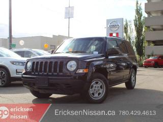 Used 2011 Jeep Patriot NORTH l Pwr Windows l Pwr Locks for sale in Edmonton, AB