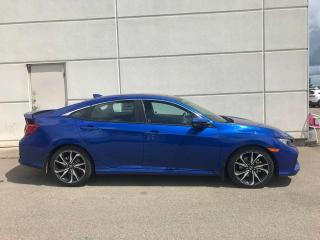 Used 2019 Honda Civic SI Sedan Si Navigation Back Up Right Side Cam for sale in Red Deer, AB