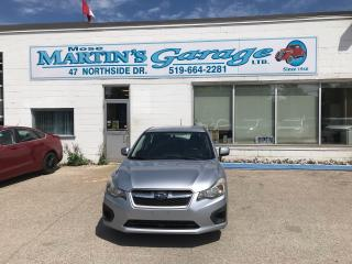 Used 2012 Subaru Impreza 2.0i w/Touring Pkg for sale in St. Jacobs, ON