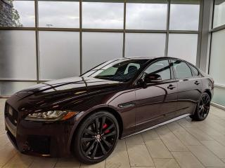 Used 2019 Jaguar XF S - SUPERCHARGED - 380HP - Rates Starting @ 1.9%! for sale in Edmonton, AB