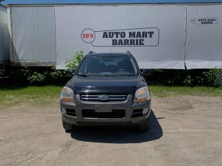 Used 2008 Kia Sportage Base for sale in Barrie, ON