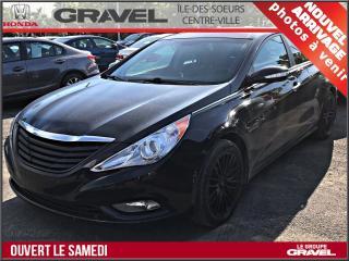 Used 2013 Hyundai Sonata Ltd - Nav - Cuir for sale in Ile-des-Soeurs, QC