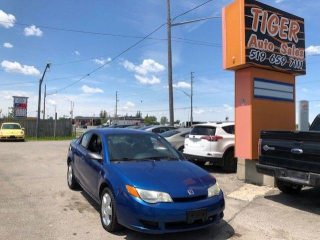 2006 Saturn Ion Ion.2 Midlevel**ALLOYS**ONLY 103 KMS**CLEAN**AS IS