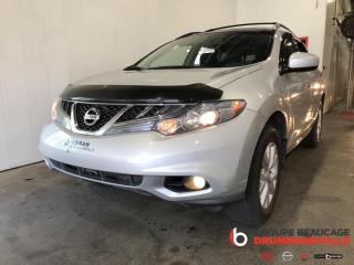Used 2012 Nissan Murano SV for sale in Drummondville, QC