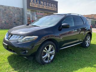 Used 2009 Nissan Murano LE.AWD.NAVIGATION.REAR VIEW CAMERA.PANORAMIC SUNROOF. for sale in North York, ON