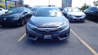 Used 2017 Honda Civic for sale in Brampton, ON