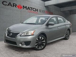Used 2013 Nissan Sentra SV / SUNROOF / *AUTO* for sale in Cambridge, ON