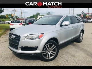 Used 2008 Audi Q7 3.6L for sale in Cambridge, ON
