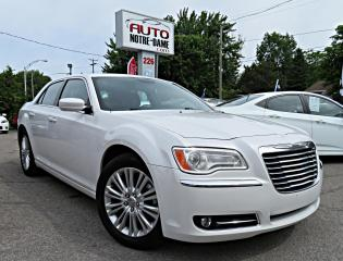 Used 2014 Chrysler 300 Berline 4 portes AWD toit Pano cuir for sale in Repentigny, QC