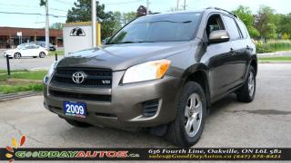 Used 2009 Toyota RAV4 AWD|NO ACCIDENT|REMOTE STARTER|USB| for sale in Oakville, ON