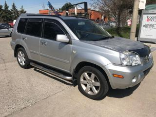 Used 2006 Nissan X-Trail SHIPPERS SPECIAL,LEATHER,S/ROOF,AWD,$3200 for sale in Toronto, ON