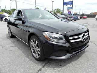 Used 2015 Mercedes-Benz C-Class C300 4Matic for sale in Windsor, ON