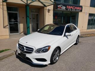 Used 2014 Mercedes-Benz E-Class E 250 BlueTEC**NAVI**PANO**PUSH START** for sale in North York, ON