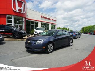 Used 2014 Chevrolet Cruze 2LS - Extra Tires! for sale in Bridgewater, NS